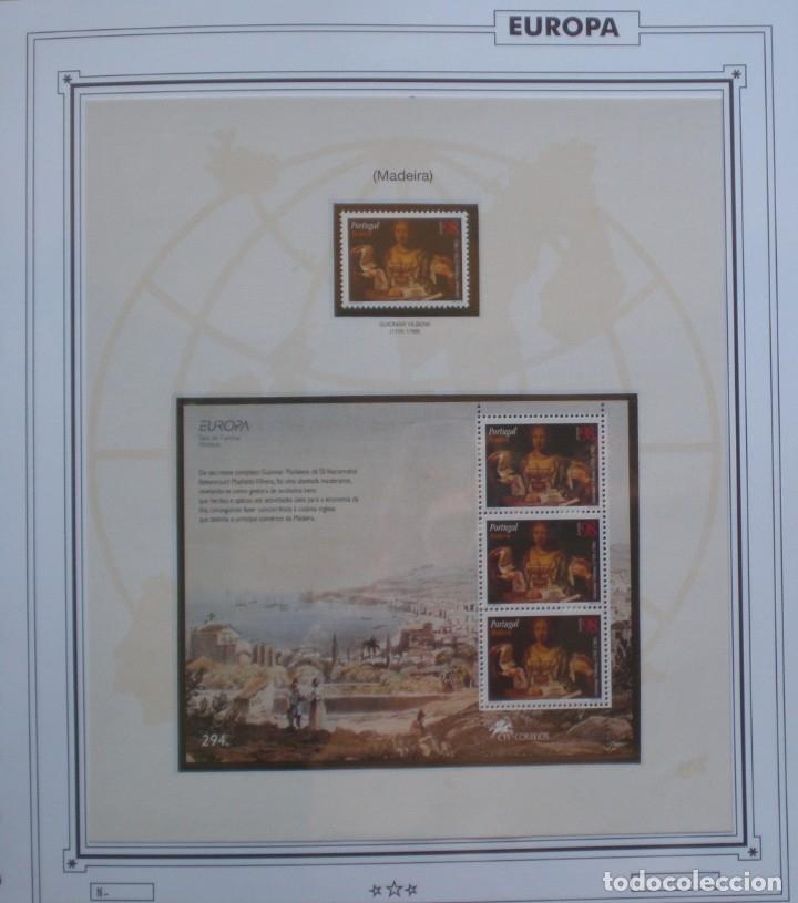 Sellos: EUROPA CEPT - AÑO 1996 ¡¡ FALTA BOSNIA !! NUEVOS ** 20 FOTOS - LEER COMENTARIO - Foto 18 - 177040384