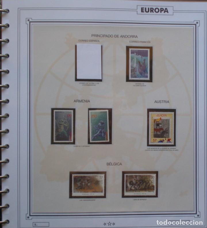 Sellos: EUROPA CEPT - AÑO 1997 ¡¡FALTA ANDORRA ESPAÑOLA !! NUEVOS ** 20 FOTOS - LEER COMENTARIO - Foto 2 - 177041485