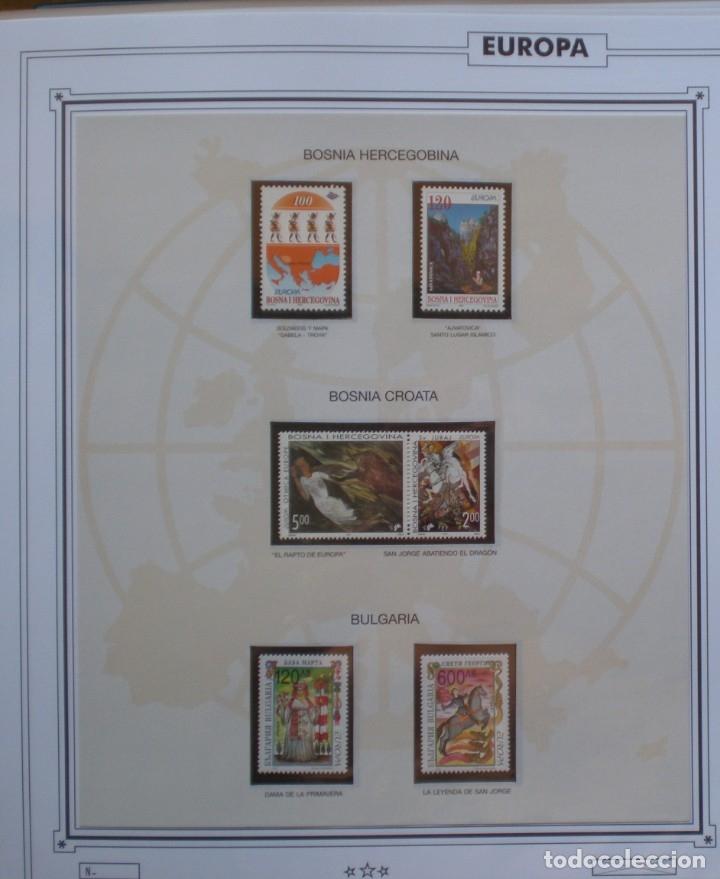 Sellos: EUROPA CEPT - AÑO 1997 ¡¡FALTA ANDORRA ESPAÑOLA !! NUEVOS ** 20 FOTOS - LEER COMENTARIO - Foto 3 - 177041485