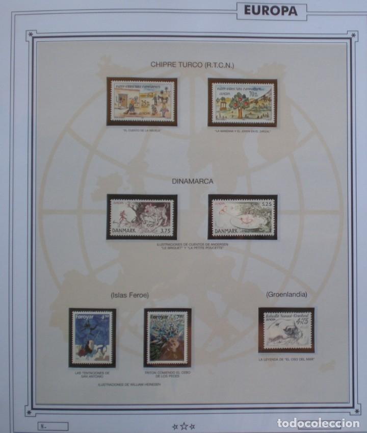 Sellos: EUROPA CEPT - AÑO 1997 ¡¡FALTA ANDORRA ESPAÑOLA !! NUEVOS ** 20 FOTOS - LEER COMENTARIO - Foto 5 - 177041485
