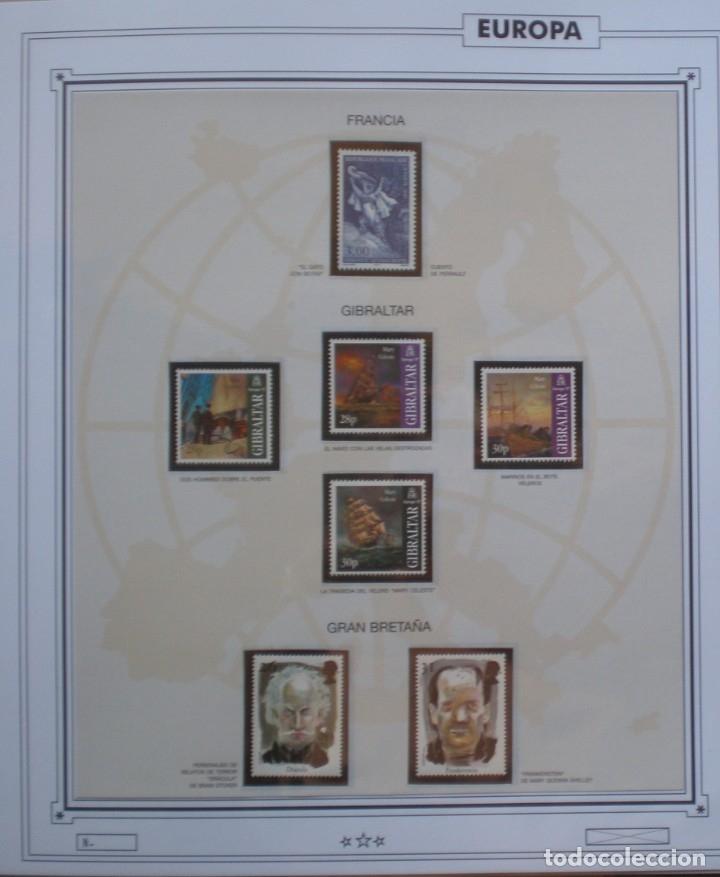 Sellos: EUROPA CEPT - AÑO 1997 ¡¡FALTA ANDORRA ESPAÑOLA !! NUEVOS ** 20 FOTOS - LEER COMENTARIO - Foto 7 - 177041485