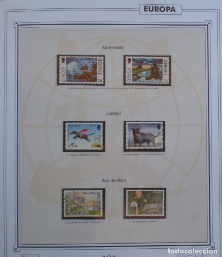 Sellos: EUROPA CEPT - AÑO 1997 ¡¡FALTA ANDORRA ESPAÑOLA !! NUEVOS ** 20 FOTOS - LEER COMENTARIO - Foto 8 - 177041485