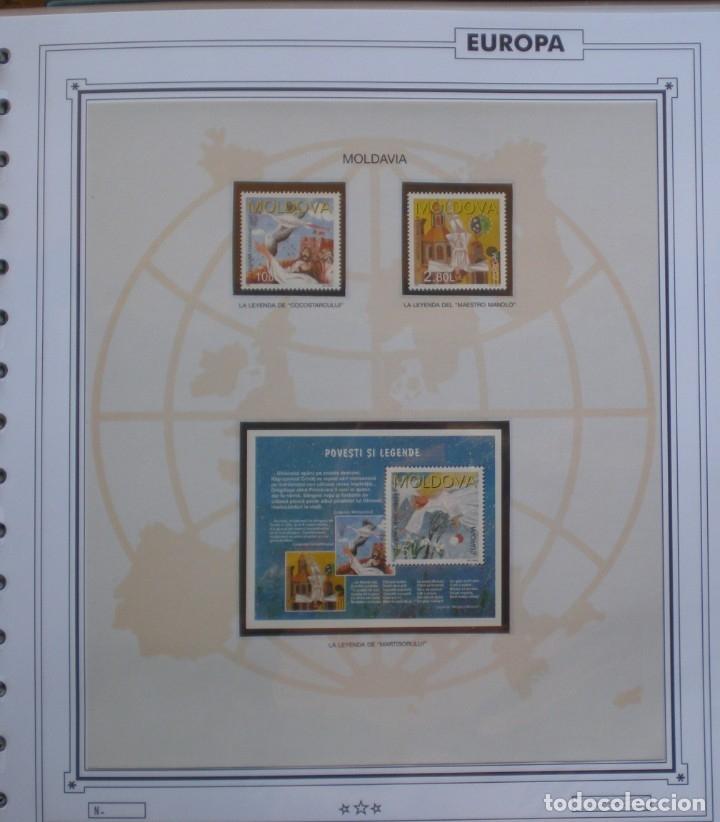 Sellos: EUROPA CEPT - AÑO 1997 ¡¡FALTA ANDORRA ESPAÑOLA !! NUEVOS ** 20 FOTOS - LEER COMENTARIO - Foto 12 - 177041485