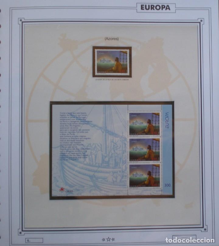 Sellos: EUROPA CEPT - AÑO 1997 ¡¡FALTA ANDORRA ESPAÑOLA !! NUEVOS ** 20 FOTOS - LEER COMENTARIO - Foto 15 - 177041485