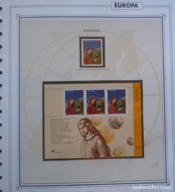 Sellos: EUROPA CEPT - AÑO 1997 ¡¡FALTA ANDORRA ESPAÑOLA !! NUEVOS ** 20 FOTOS - LEER COMENTARIO - Foto 16 - 177041485