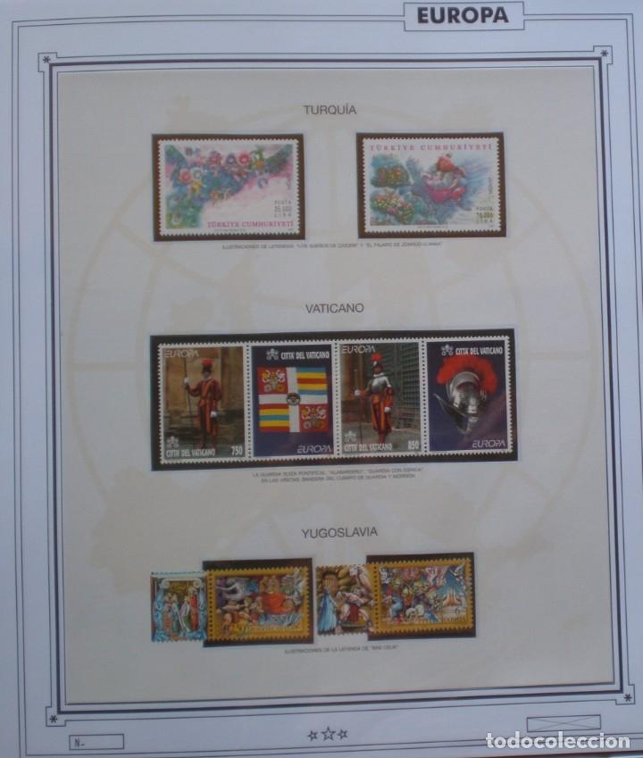 Sellos: EUROPA CEPT - AÑO 1997 ¡¡FALTA ANDORRA ESPAÑOLA !! NUEVOS ** 20 FOTOS - LEER COMENTARIO - Foto 19 - 177041485