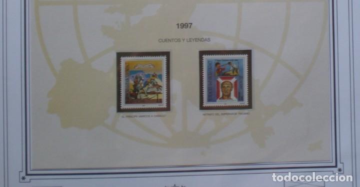 Sellos: EUROPA CEPT - AÑO 1997 ¡¡FALTA ANDORRA ESPAÑOLA !! NUEVOS ** 20 FOTOS - LEER COMENTARIO - Foto 20 - 177041485