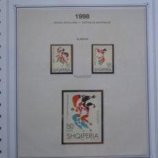 Sellos: EUROPA CEPT - AÑO 1998 COMPLETO - NUEVOS ** 19 FOTOS - LEER COMENTARIO. Lote 177216710