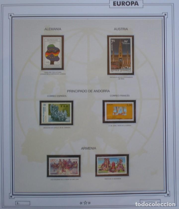 Sellos: EUROPA CEPT - AÑO 1998 COMPLETO - NUEVOS ** 19 FOTOS - LEER COMENTARIO - Foto 2 - 177216710