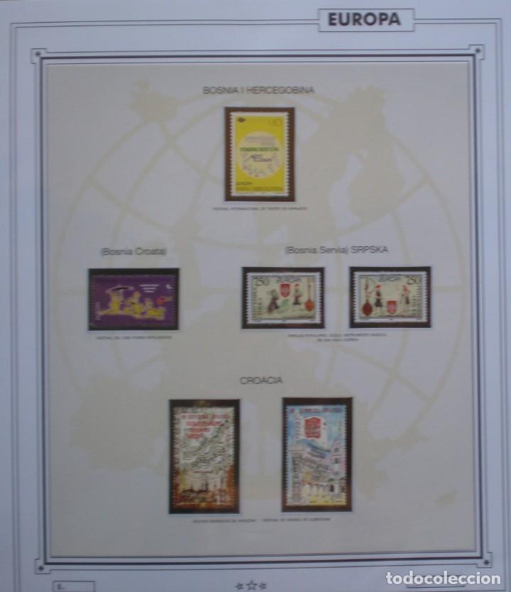 Sellos: EUROPA CEPT - AÑO 1998 COMPLETO - NUEVOS ** 19 FOTOS - LEER COMENTARIO - Foto 4 - 177216710