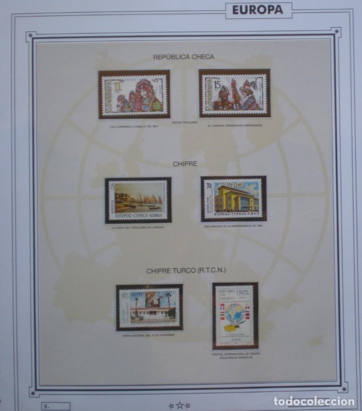 Sellos: EUROPA CEPT - AÑO 1998 COMPLETO - NUEVOS ** 19 FOTOS - LEER COMENTARIO - Foto 5 - 177216710