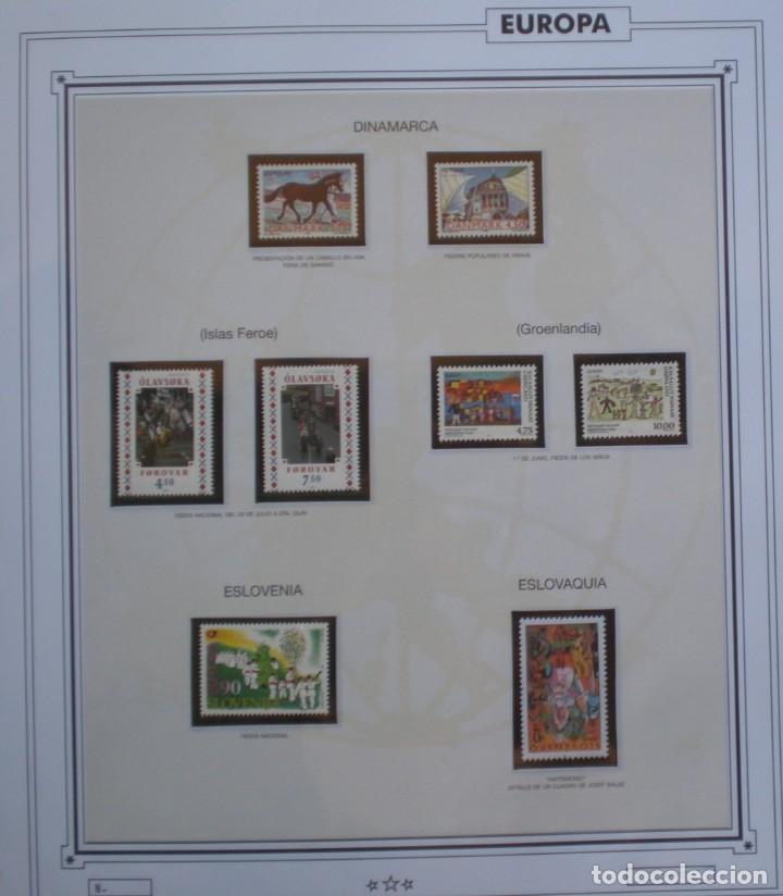 Sellos: EUROPA CEPT - AÑO 1998 COMPLETO - NUEVOS ** 19 FOTOS - LEER COMENTARIO - Foto 6 - 177216710