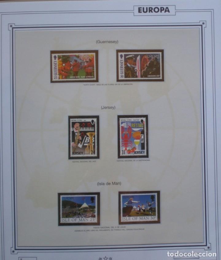 Sellos: EUROPA CEPT - AÑO 1998 COMPLETO - NUEVOS ** 19 FOTOS - LEER COMENTARIO - Foto 9 - 177216710