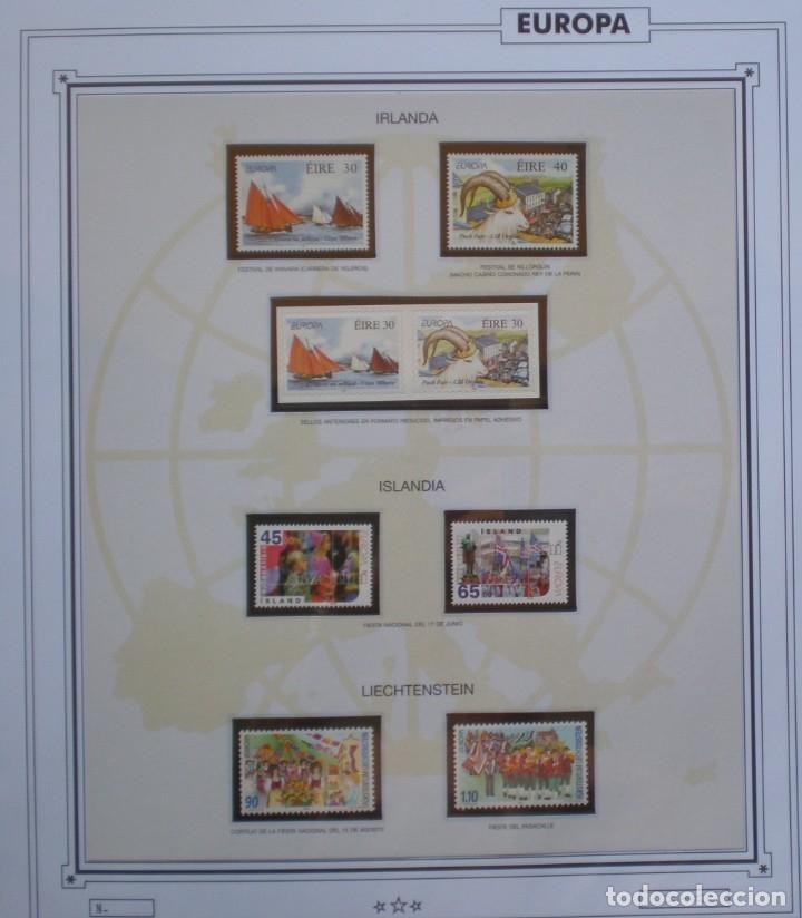 Sellos: EUROPA CEPT - AÑO 1998 COMPLETO - NUEVOS ** 19 FOTOS - LEER COMENTARIO - Foto 11 - 177216710