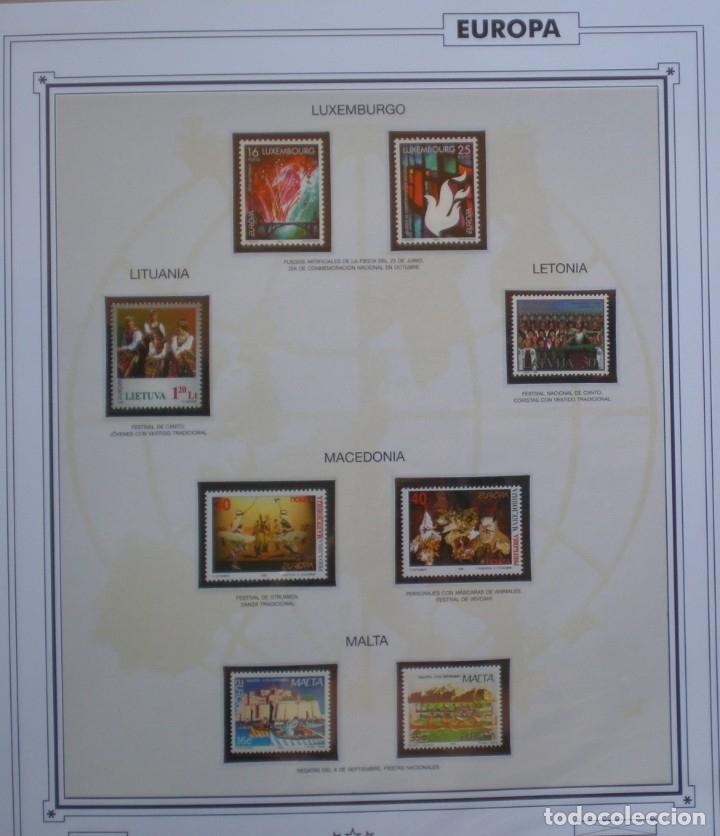 Sellos: EUROPA CEPT - AÑO 1998 COMPLETO - NUEVOS ** 19 FOTOS - LEER COMENTARIO - Foto 12 - 177216710