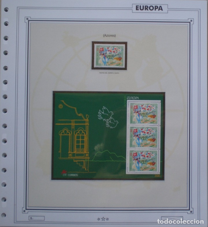 Sellos: EUROPA CEPT - AÑO 1998 COMPLETO - NUEVOS ** 19 FOTOS - LEER COMENTARIO - Foto 15 - 177216710