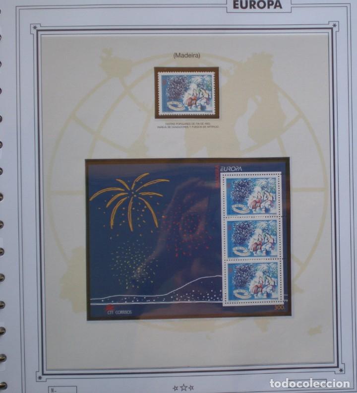 Sellos: EUROPA CEPT - AÑO 1998 COMPLETO - NUEVOS ** 19 FOTOS - LEER COMENTARIO - Foto 16 - 177216710