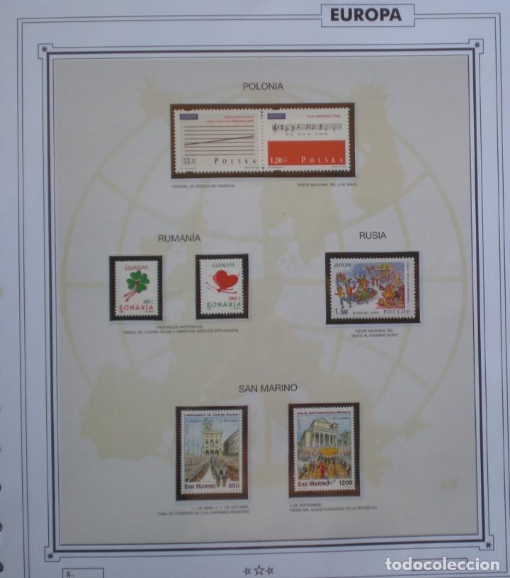 Sellos: EUROPA CEPT - AÑO 1998 COMPLETO - NUEVOS ** 19 FOTOS - LEER COMENTARIO - Foto 17 - 177216710