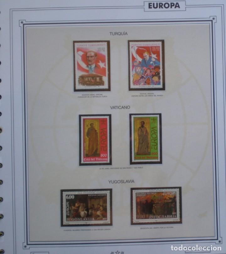 Sellos: EUROPA CEPT - AÑO 1998 COMPLETO - NUEVOS ** 19 FOTOS - LEER COMENTARIO - Foto 19 - 177216710
