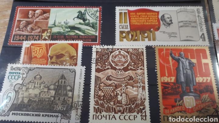 Sellos: SELLOS USADOS DE RUSIA C143 - Foto 3 - 197595280