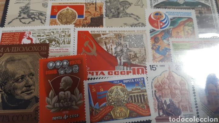 Sellos: SELLOS USADOS DE RUSIA C143 - Foto 5 - 197595280