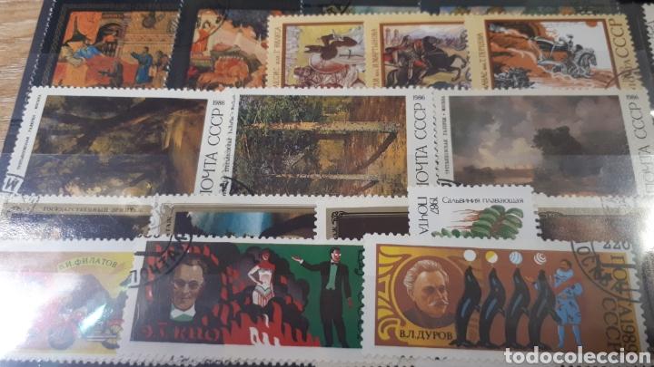 Sellos: SELLOS USADOS VARIADOS DE RUSIA C144 - Foto 3 - 197595301