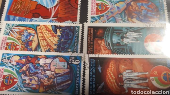 Sellos: SELLOS USADOS DE RUSIA VARIADOS LOT C145 - Foto 4 - 197595366
