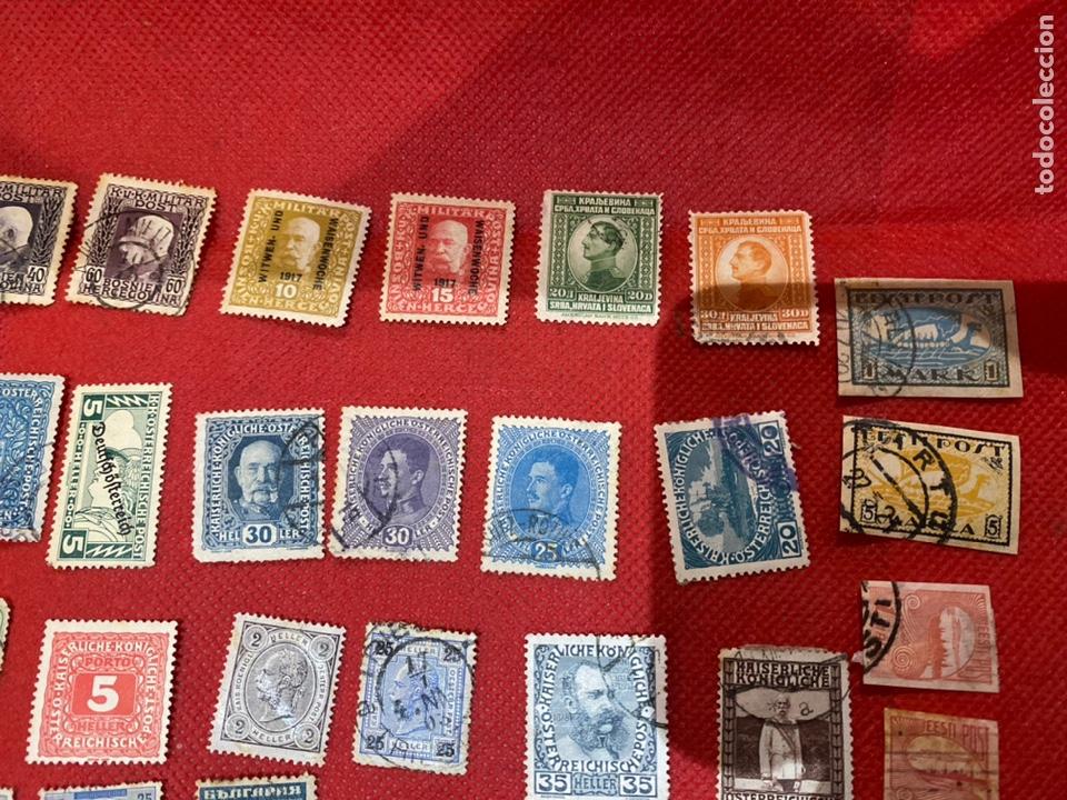 Sellos: Lote de 80 sellos Rusia levante antiguos . Ver imágenes - Foto 2 - 234056470