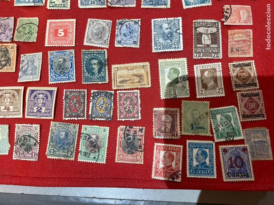 Sellos: Lote de 80 sellos Rusia levante antiguos . Ver imágenes - Foto 4 - 234056470