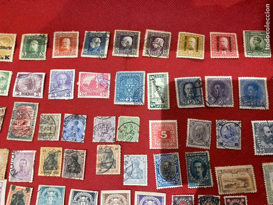 Sellos: Lote de 80 sellos Rusia levante antiguos . Ver imágenes - Foto 6 - 234056470