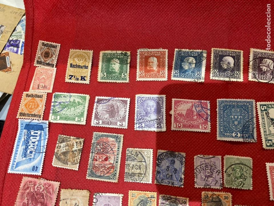 Sellos: Lote de 80 sellos Rusia levante antiguos . Ver imágenes - Foto 7 - 234056470