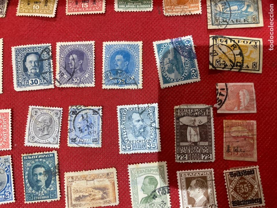 Sellos: Lote de 80 sellos Rusia levante antiguos . Ver imágenes - Foto 11 - 234056470