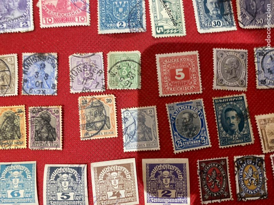 Sellos: Lote de 80 sellos Rusia levante antiguos . Ver imágenes - Foto 12 - 234056470