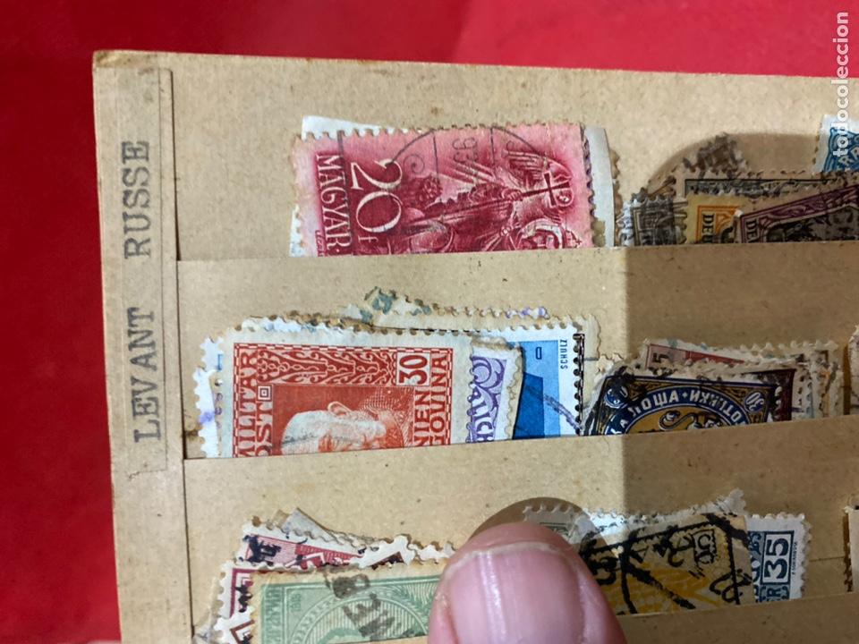 Sellos: Lote de 80 sellos Rusia levante antiguos . Ver imágenes - Foto 18 - 234056470