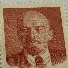 Sellos: SELLO ORIGINAL DE COLECCIÓNISTA ANTEPASADO, CCCP, NOYTA, URSS, RUSIA AÑO 1958. Lote 247952985