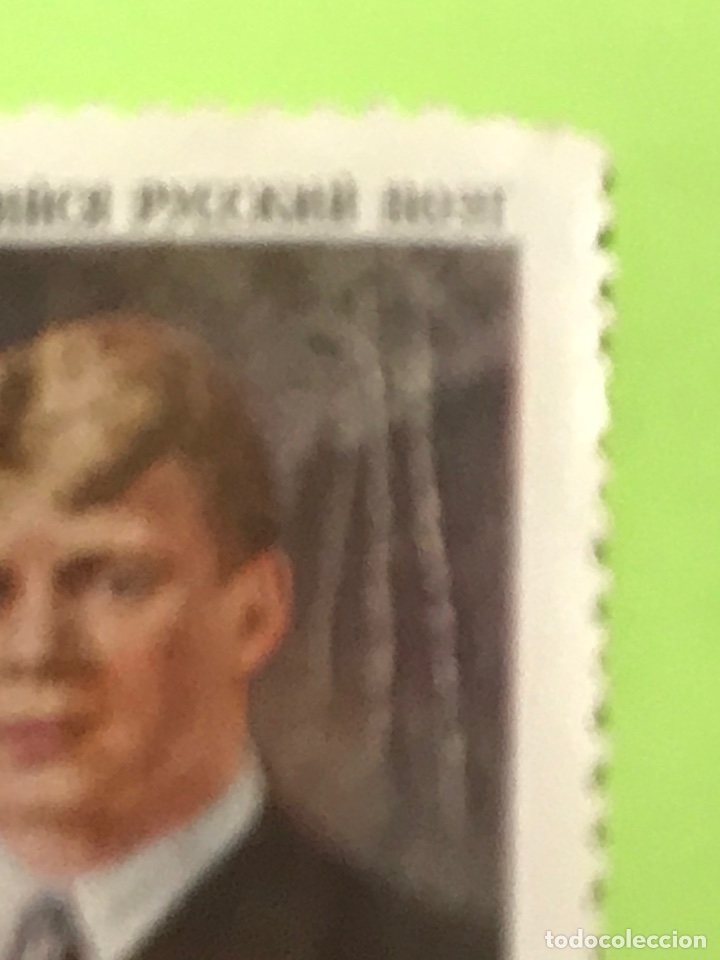 Sellos: SELLO IMPECABLE, ANTEPASADO, CCCP, NOYTA, URSS, RUSIA AÑO 1969. - Foto 6 - 248154120
