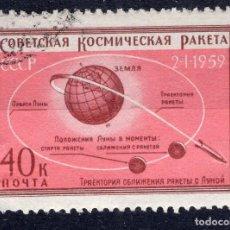 Francobolli: UNION SOVIETICA URSS , 1959 , STAMP , MICHEL 2219. Lote 265879795