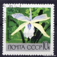 Sellos: UNION SOVIETICA URSS , 1969 , STAMP , MICHEL 3622. Lote 293608058