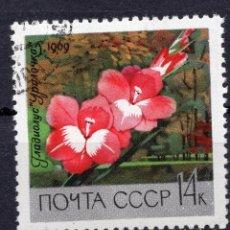 Sellos: UNION SOVIETICA URSS , 1969 , STAMP , MICHEL 3624. Lote 293608128