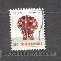 SINGAPUR, USADO (Sellos - Extranjero - Asia - Singapur)