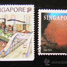 Sellos: SINGAPUR - LOTE DE SELLOS . Lote 38039941