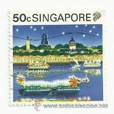 Sellos: SINGAPUR. Lote 39189711