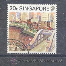 Sellos: SINGAPUR, . Lote 42684747