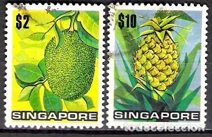 SINGAPUR 1973 - USADO (Sellos - Extranjero - Asia - Singapur)