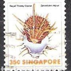 Sellos: SINGAPUR 1977 - USADO. Lote 98614707