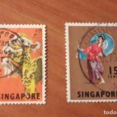 Sellos: SELLOS SINGAPUR. Lote 99940971