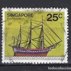 Sellos: SINGAPUR - SELLO USADO. Lote 103761595