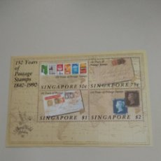 Sellos: SELLOS DE SINGAPUR. Lote 195076833