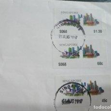 Sellos: SELLOS SINGAPUR. Lote 206585677