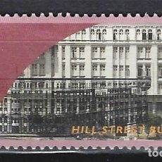 Sellos: SINGAPUR 1998 - EDIFICIOS HISTÓRICOS - SELLO USADO. Lote 207710490